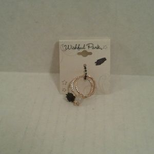Set of 2 rings size 7